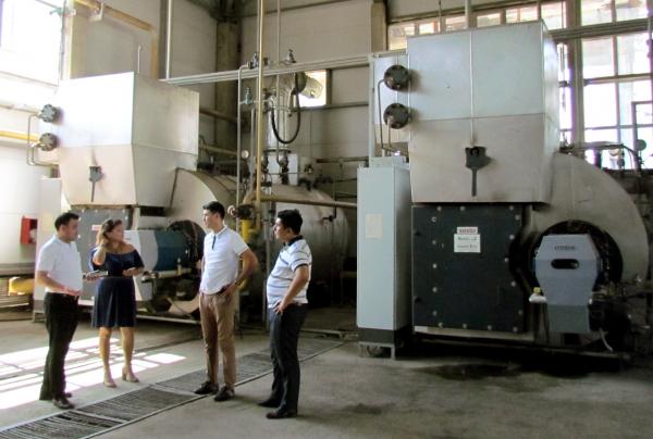 Министерство экономики рассказало, как Ташкентскому масложировому комбинату удалось снизить расход энергии на 48%