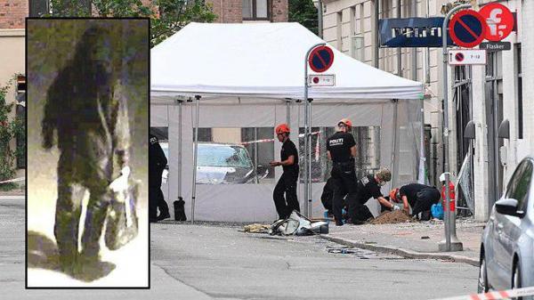 Неизвестные продолжают терроризировать власти Дании
