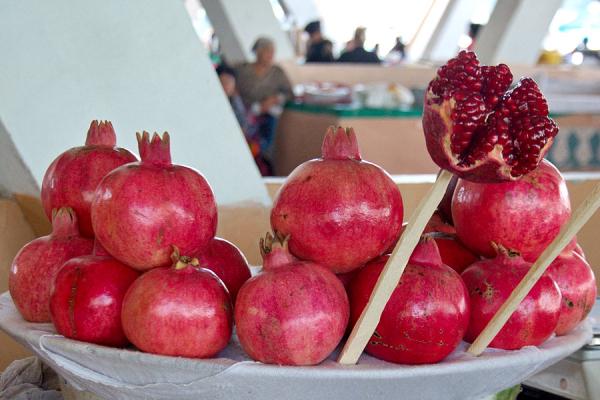 Глава Минсельхоза Жамшид Ходжаев: фрукты и овощи в Узбекистане потеснят хлопок и пшеницу