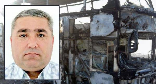 Владелец автобуса, в котором погибли 52 узбекистанца, приговорен к трем годам заключения