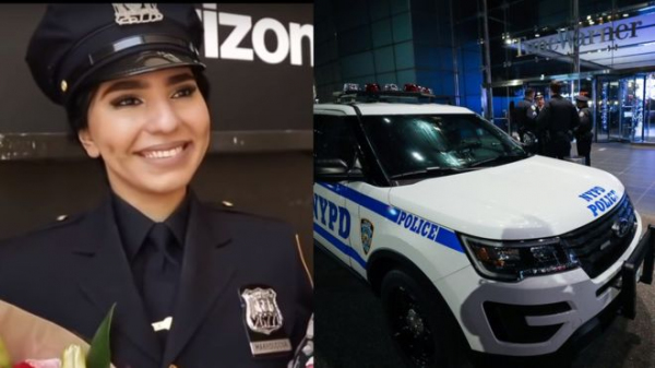 Офицер Нью-Йоркской полиции - Садокат Максудова оказалась банальной воровкой