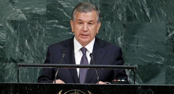 Узбекистан выстрадал своего Президента