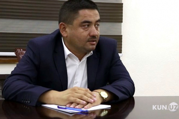 Хоким Андижана снят с занимаемой должности