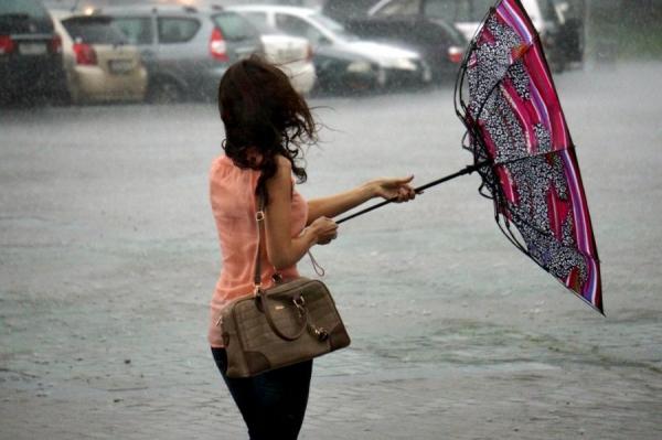 Синоптики прогнозируют бурю, дожди и снижение температуры