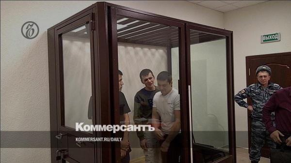 Трем гражданам Узбекистана смягчили наказание в РФ за клятву, принесенную ИГИЛ