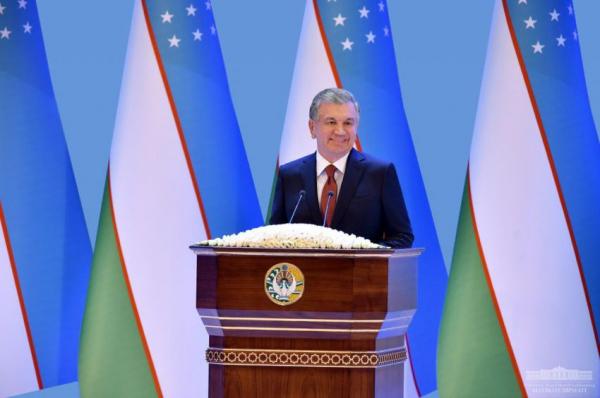 """""""Оправдать доверие соотечественников"""": Президент поздравил народ Узбекистана с Днем независимости"""