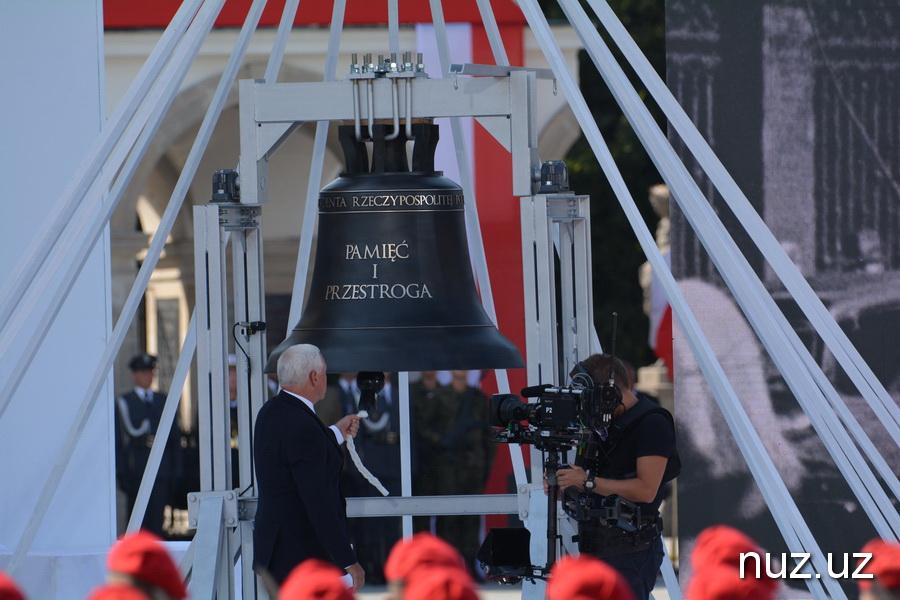 Польша отмечает 80-летие начала Второй мировой войны – приехали 20 президентов