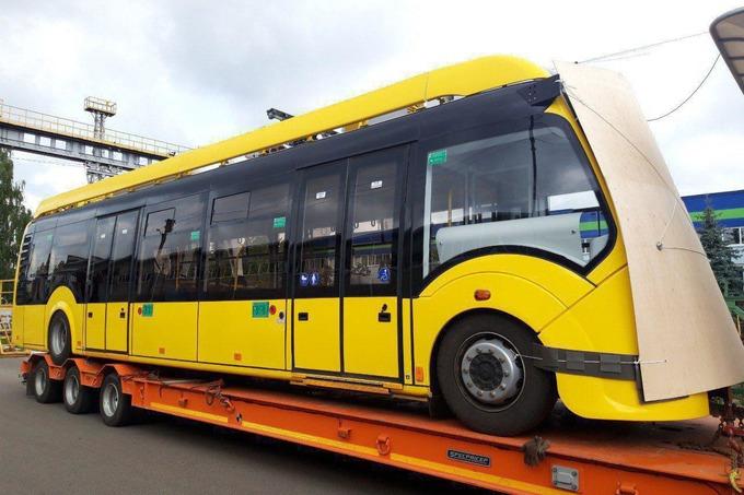 В Ташкенте будет запущен первый электробус
