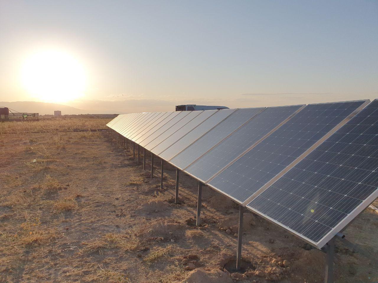 Фермеры внедряют фотоэлектрические станции в своих хозяйствах