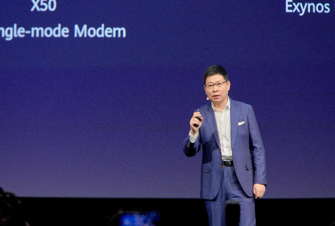 HUAWEI покоряет IFA в Берлине с первым в мире 5G процессором