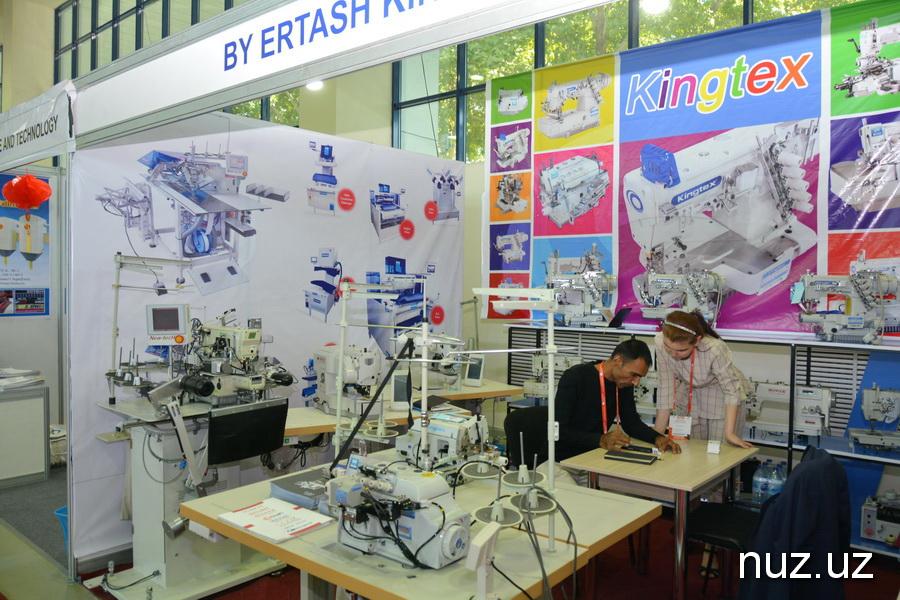 ITECA открыла осенний выставочный сезон экспозицией UzTextile Expo 2019