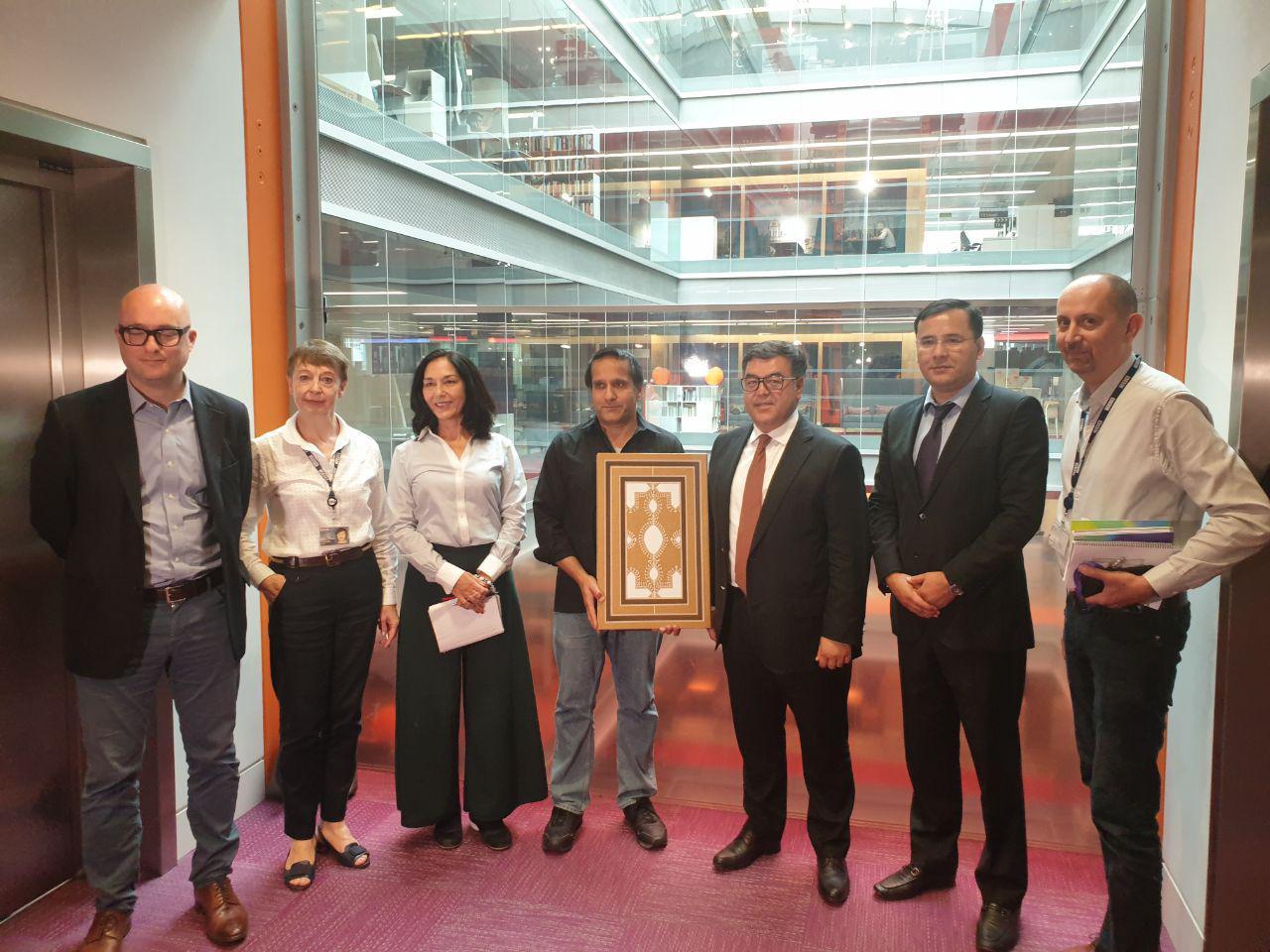 «Узбеккино» и BBC приступают к реализации масштабного проекта по созданию документальных фильмов об Узбекистане