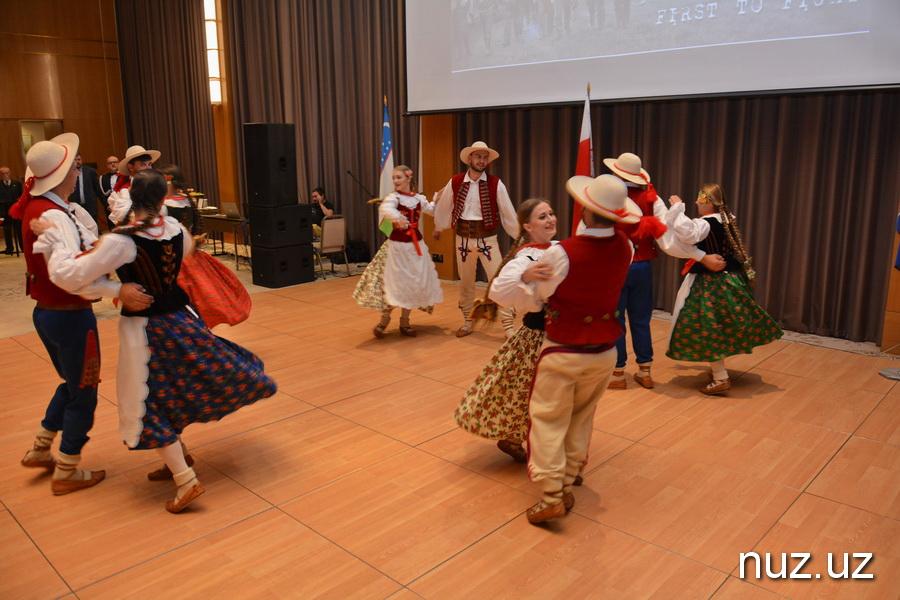 Польша отметила День Вооруженных сил в Ташкенте
