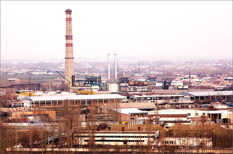 Сергели хотят сделать самым экологичным районом столицы
