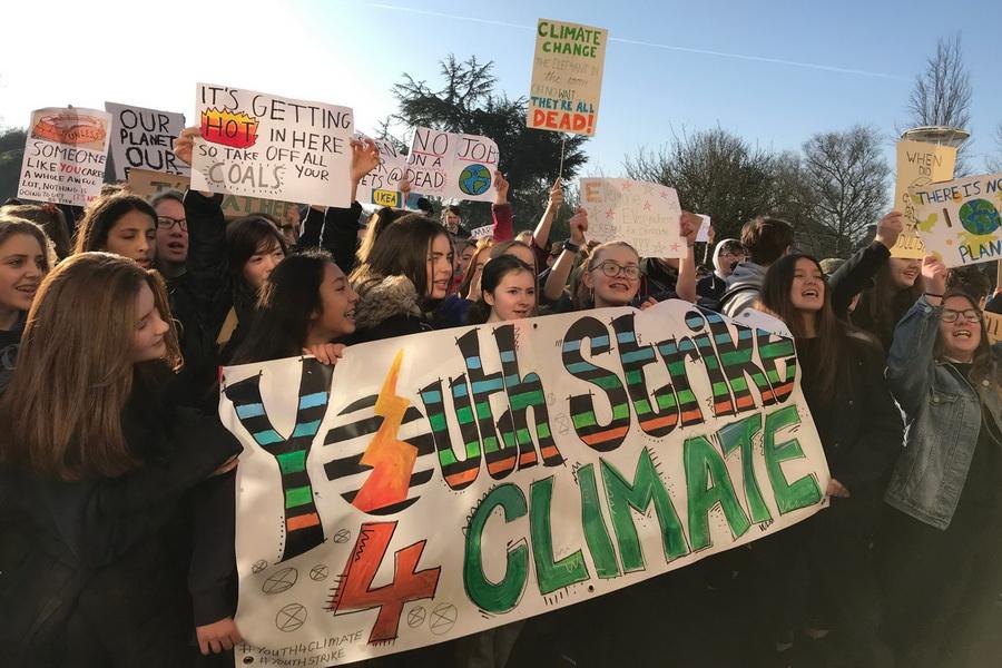 Климатические забастовки пройдут в 139 странах – Узбекистана в этом списке нет