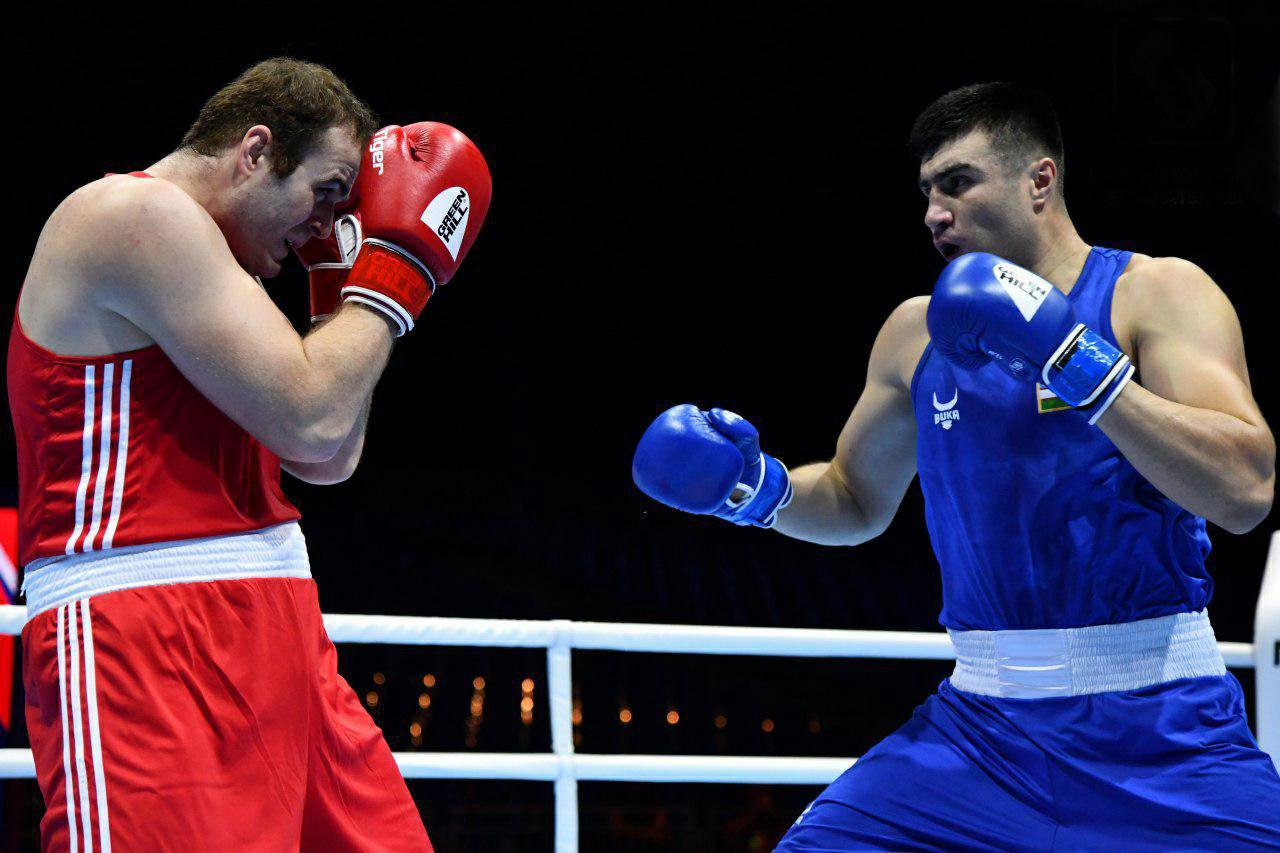 Сборная Узбекистана по боксу -  чемпионы мира!