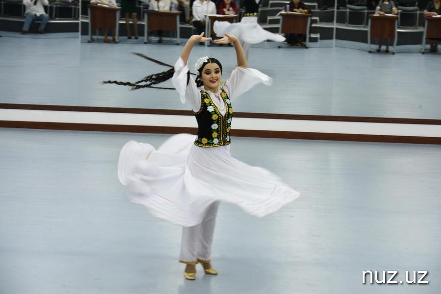 Завершились отборочные туры Республиканского конкурса национального танца имени Мукаррам Тургунбаевой – впереди финал