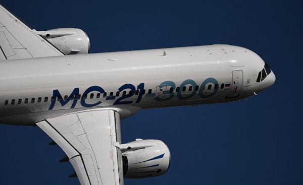 Соутҳ Чина Морнинг Пост (Гонконг): Россиянинг МС-21 самолёти Аирбус А320 ва Боэинг 737га қарши чиқиши мумкинми?