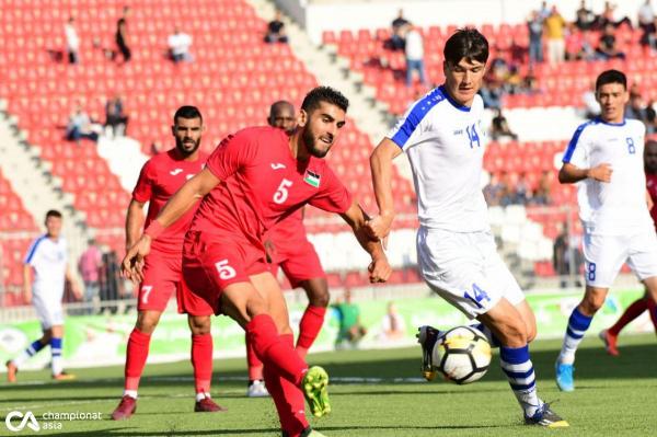 Сборная Узбекистана позорно уступила Палестине в матче отборочного турнира чемпионата мира-2022