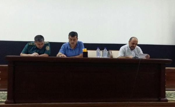 Чиланзарцы против инвестора: хоким Ташкента обещал оставить парк им.Гафура Гуляма для народа