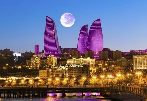 Ташкент – Баку – Тбилиси