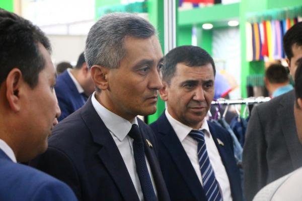 """Пойтахтимизда """"Uz textile Exspo"""" кўргазмаси бошланди"""