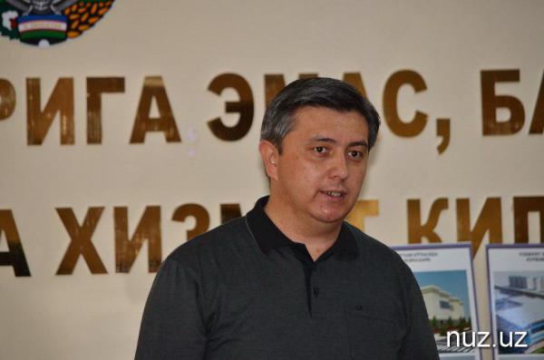 Хоким Сергелийского района назначен министром труда