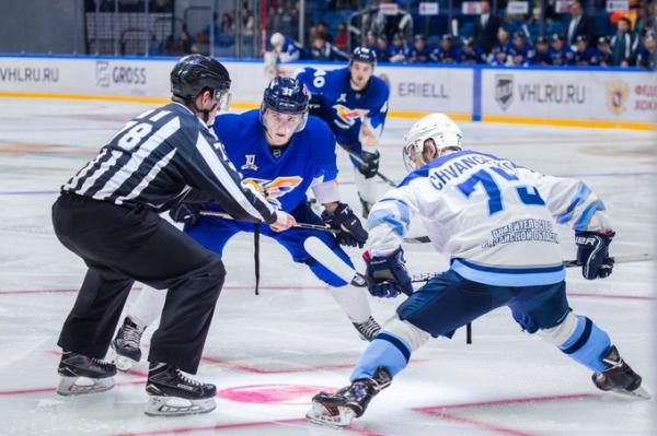 Ташкентский «Хумо» обыграл ХК «Рязань» с разгромным счетом 5:0