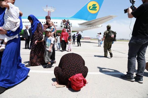 В Узбекистане сняли фильм о спецоперации по возвращению соотечественников из Сирии (трейлер)