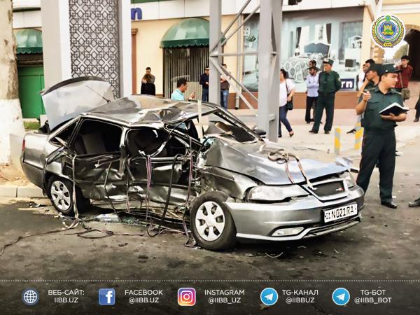 Из-за водителя, не пропустившего на перекрестке автомобиль, погибла женщина
