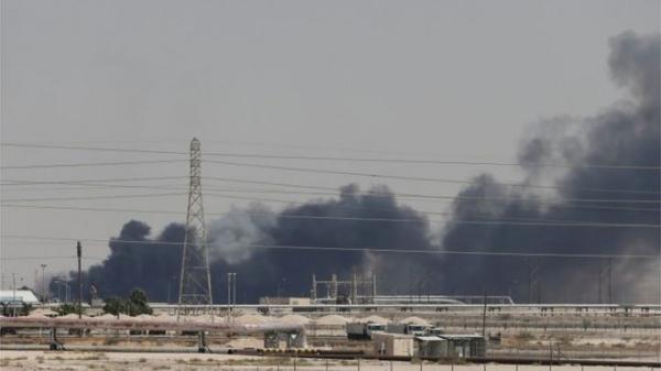 Цены на нефть все таки подскочили после атаки в Саудовской Аравии