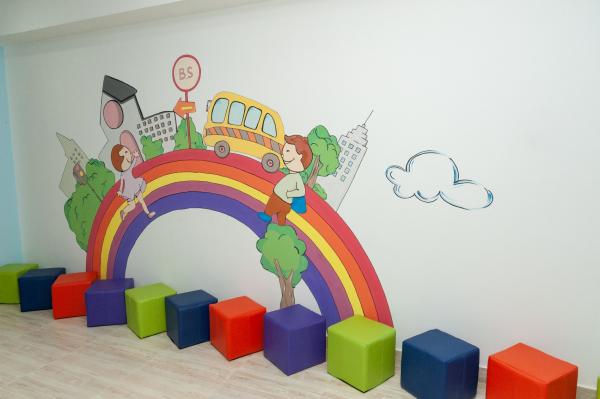 В Сергелийском районе столицы открылись два государственных детсада на 840 детей
