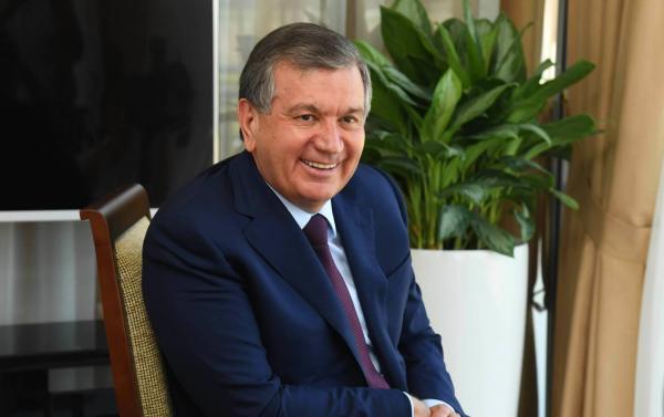 Шавкату Мирзиёеву присуждена награда ООН за борьбу с неинфекционными заболеваниями