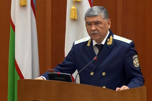 Военный суд вынес приговор экс-председателю СГБ Узбекистана Ихтиёру Абдуллаеву