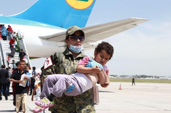 Узбекистан вернет еще 235 соотечественников из Ирака и Сирии