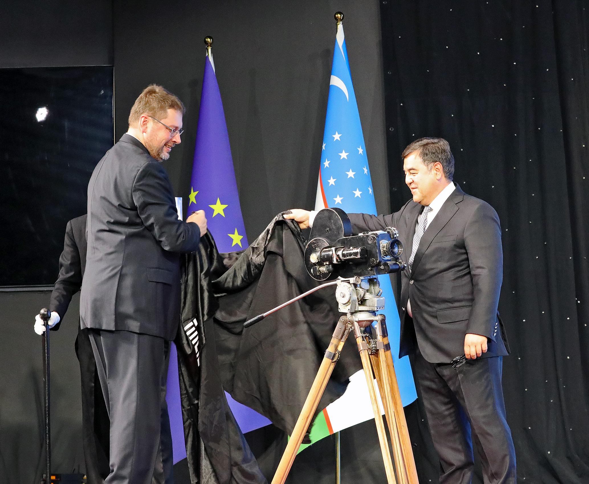 В Ташкенте стартовал  VII Фестиваль Европейского кино в Узбекистане