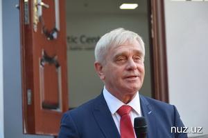 Рижский технический университет открыл подкурсы в Ташкенте