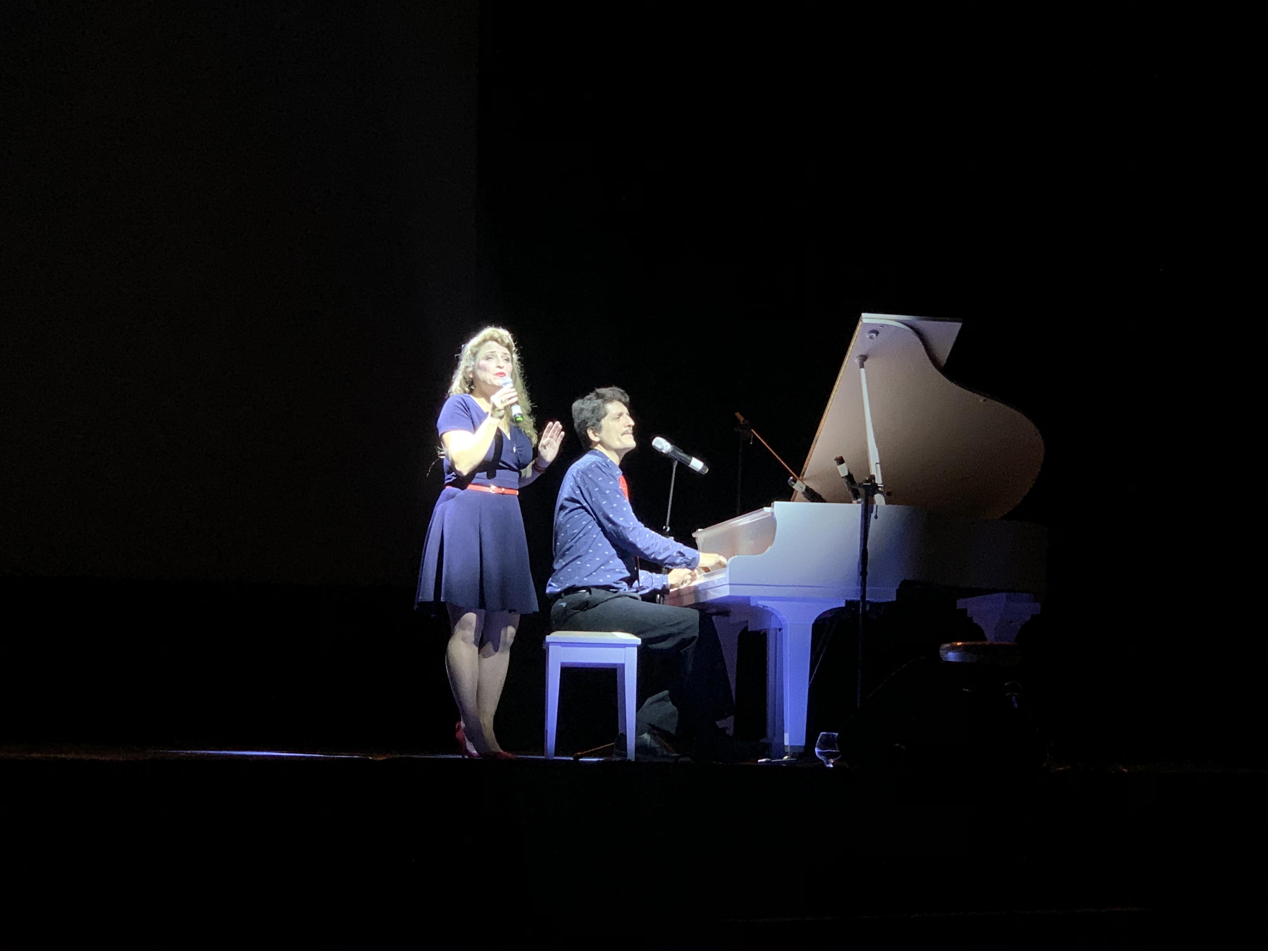 В Ташкенте состоялся французский музыкальный спектакль « J'ai mangé du Jacques»