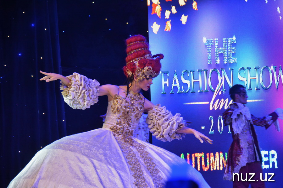 «Национальные традиции в современном стиле» – в столице состоялось  The fashions how line 2019 (Осень-зима)