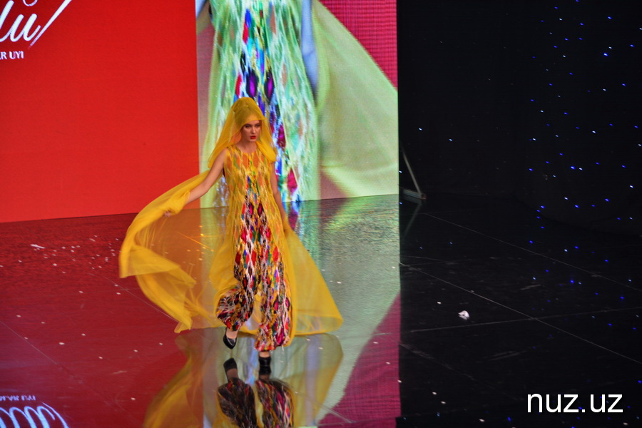 «Национальные традиции в современном стиле» – в столице состоялось  The fashions show line 2019 (Осень-зима)