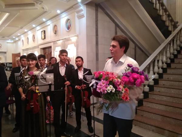 """Камерный оркестр """"Consonanza"""" открыл сезон концертом нового формата"""