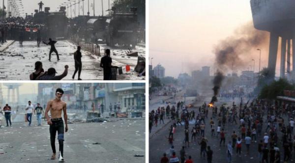 Гроздья гнева Ирака... Что там происходит?