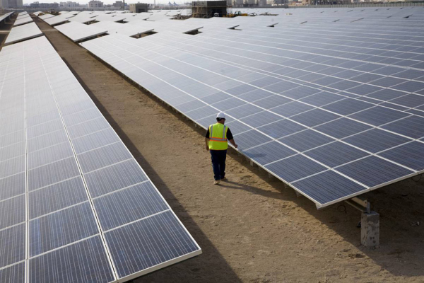 Первый тендер на строительство ФЭС в Узбекистане выиграла компания Masdar Clean Energy