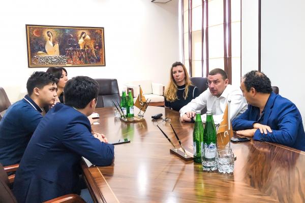 В Узбекистане снимут исторический сериал с участием голливудских актеров