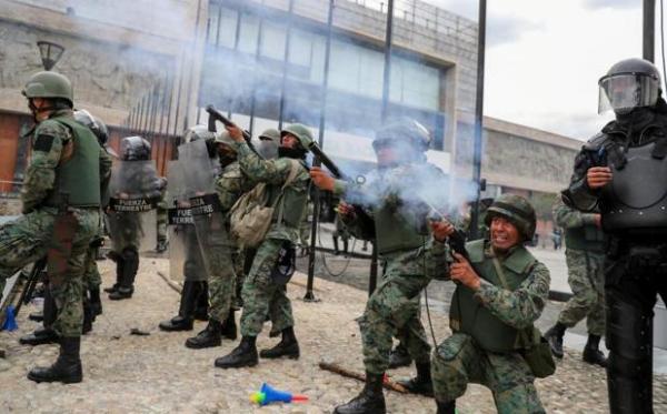 Венесуэла, Гонконг, Эквадор - кто следующий?