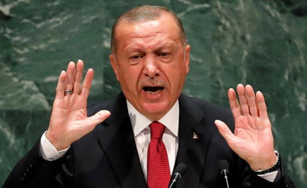 """Р.Эрдоган: """"Эй, ЕС, проснись... мы откроем двери и отправим 3,6 миллиона мигрантов в вашем направлении"""""""