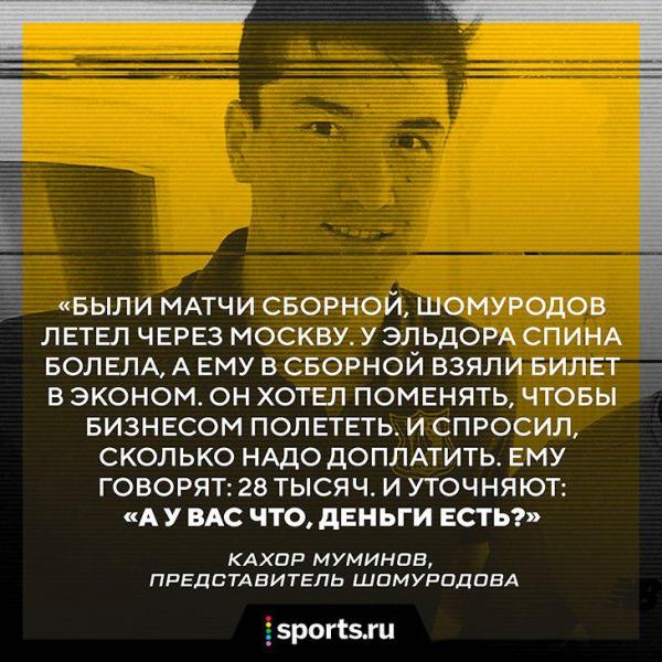«Штутгарт» и ЦСКА согласны заплатить за футболиста Элдора Шомуродова 10 миллионов евро