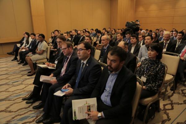 Пойтахтимизда «English Law Day in Tashkent» ҳалқаро форум бўлиб ўтмоқда
