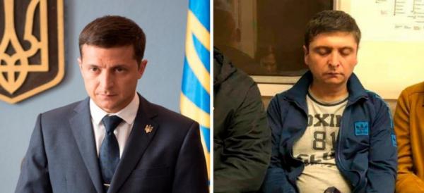 Двойник Зеленского в Москве оказался гражданином Узбекистана (ВИДЕО)