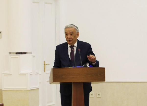 М. Абдусаломов...Сайловга жалб қилинган барча ишловчи ходимларга компенсация  тўлови тўлаб берилади